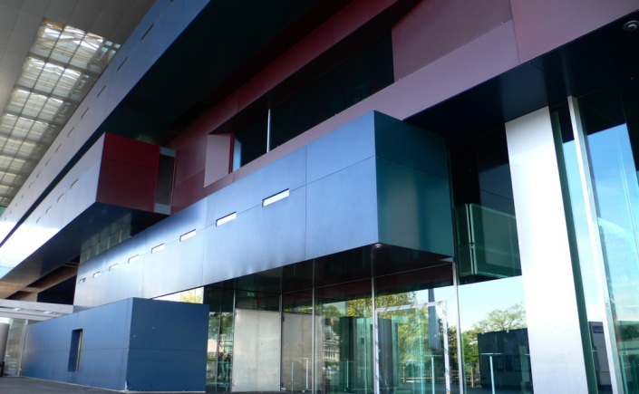 Construction moderne