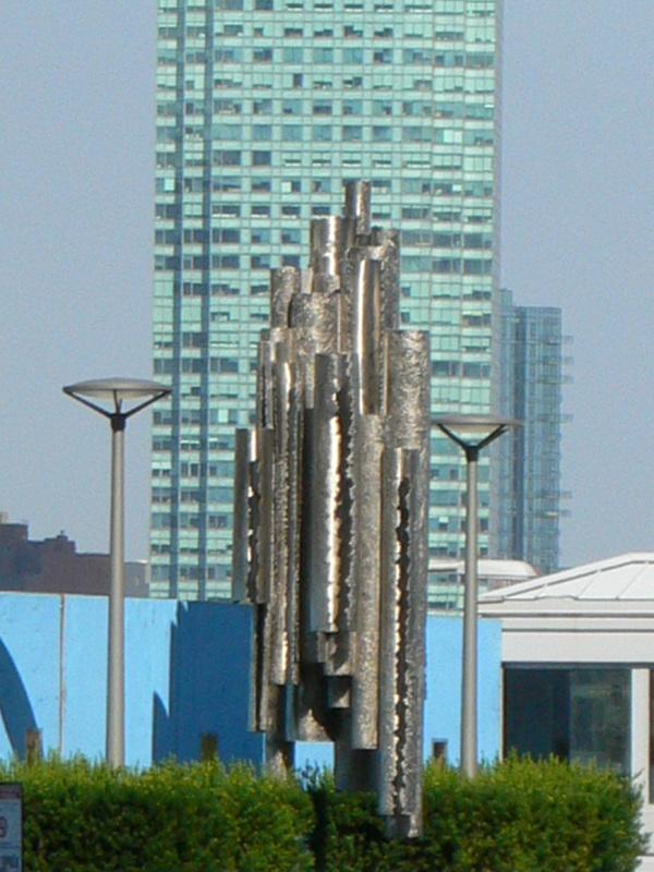 Sculpture ONU New York