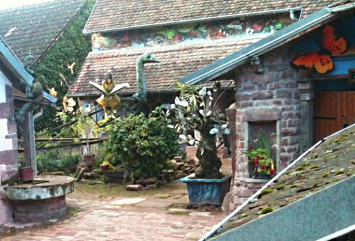 Artiste peintre Deny Lavoyer