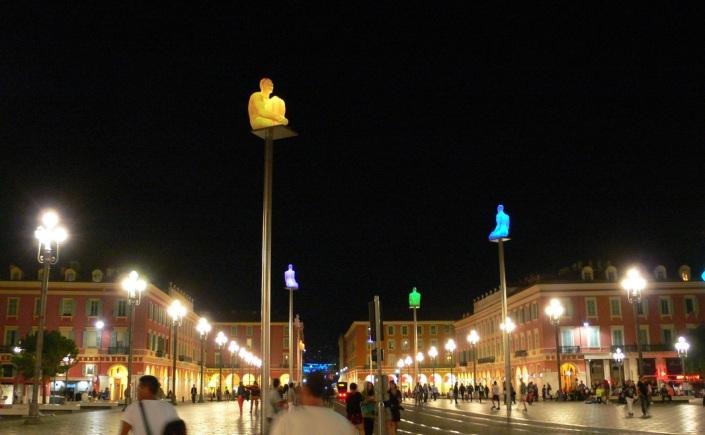 Jaume Plensa, Conversation à Nice