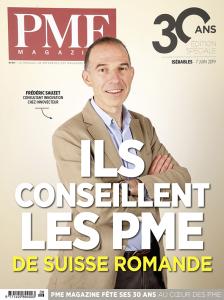 Photo Frédéric Sauzet dans PME Magazine
